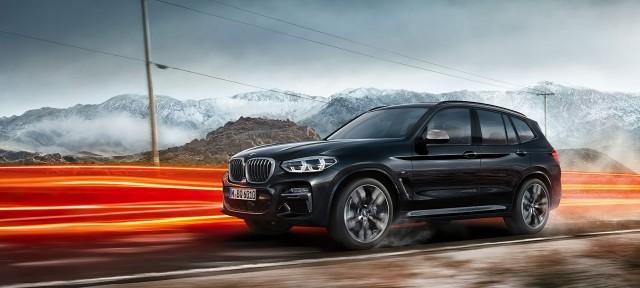 BMW X3 ОТ 1 338 000 ГРН.*